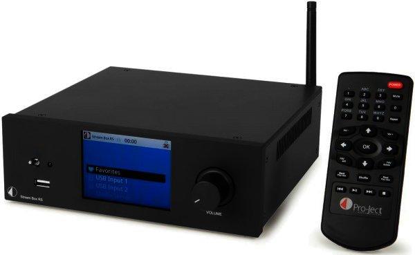 Pro-Ject Stream Box RS - Netzwerkstreamer