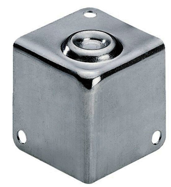 MZF-8504 - Metall-Kofferecke 42x42x42mm