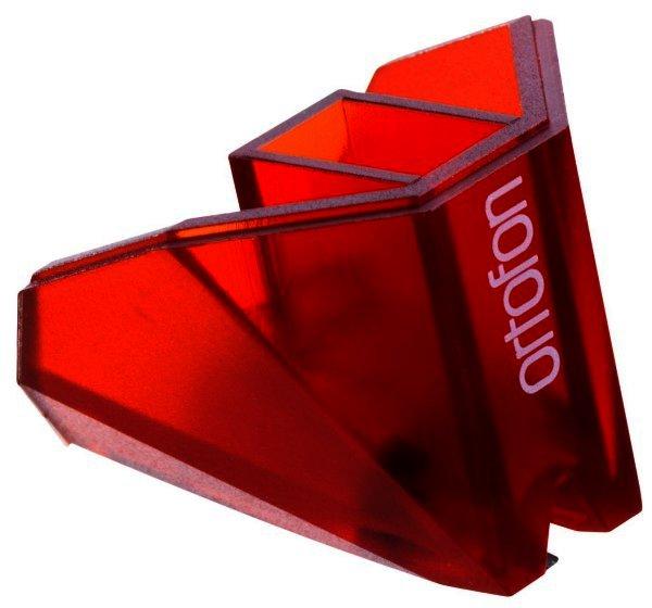 Ortofon 2M Red Ersatznadel Stylus 2M Red - Nadeleinschub
