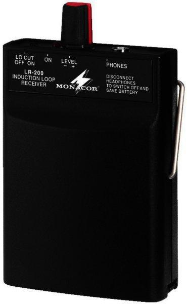 LR-200 - Induktivempfänger für induktive Höranlagen