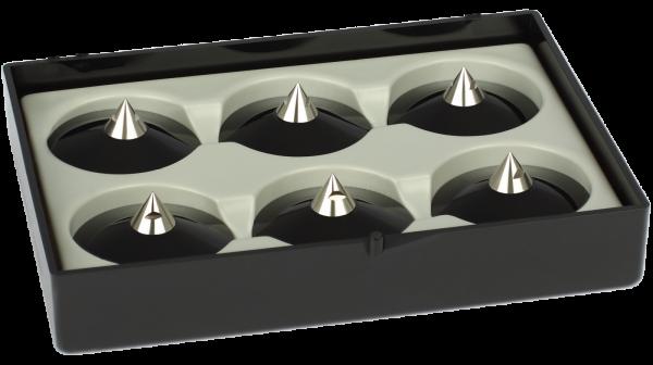 Audio Selection Spike, klein, Spikes für Lautsprecher