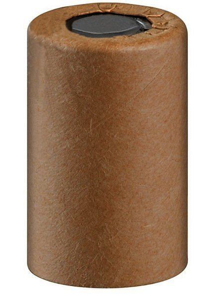 Akku Ni-Cd 4/5 SUB-C 1,2V 1200mA Flattop Zelle im Papier Mantel Mantel: Papier Anschlu