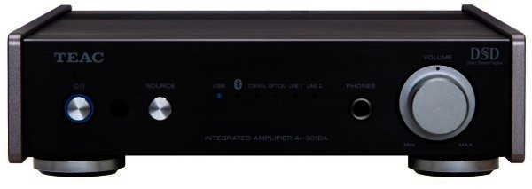 TEAC AI-301DA - Verstärker mit Bluetooth, USB und DA Wandler