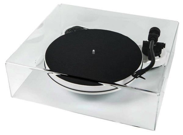 Abdeckhaube - Staubschutzhaube für Pro-Ject RPM 1 Carbon, RPM 3 Carbon & RPM 1.3 Genie Plattenspieler