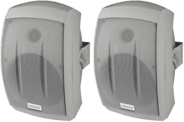 MKS-232/WS - 2-Wege-Wandlautsprecherboxen-Paar, 50WMAX,