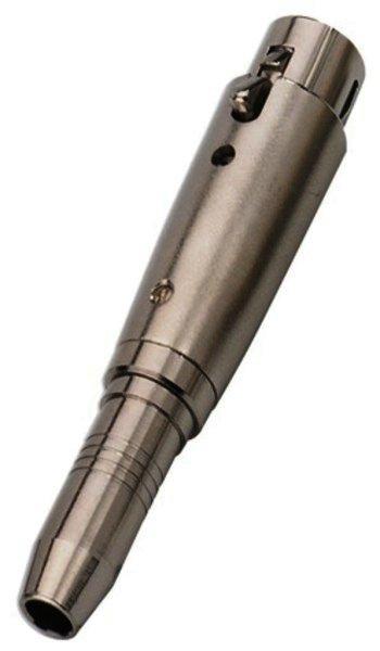 NTA-110 XLR Kupplung 6,3mm-Stereo-Klinkenkupplung