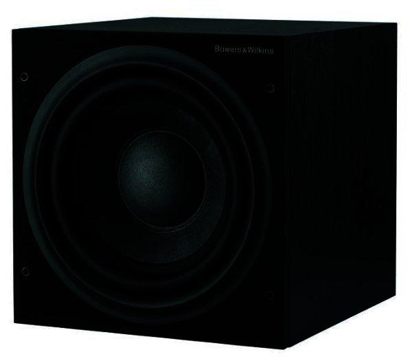 B&W Bowers & Wilkins ASW 610 Subwoofer - schwarz