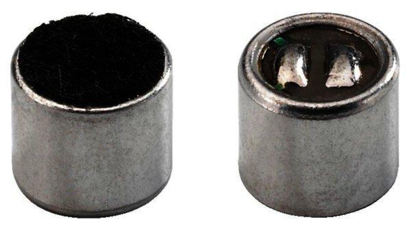 MCE-4000 Qualitäts Subminiatur Elektret Mikrofonkapsel