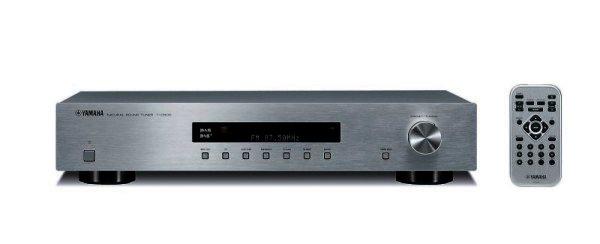 Yamaha T-D500 Digital Tuner Silber