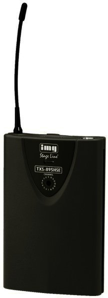 TXS-895HSE - Mikrofonsender für Mikrofone, 3-Pol-Mini-XLR, 518-542 MHz