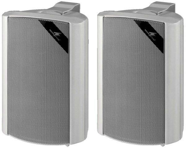 MKS-34/WS Lautsprecher, Boxen weiß, Paarpreis, 45 Watt
