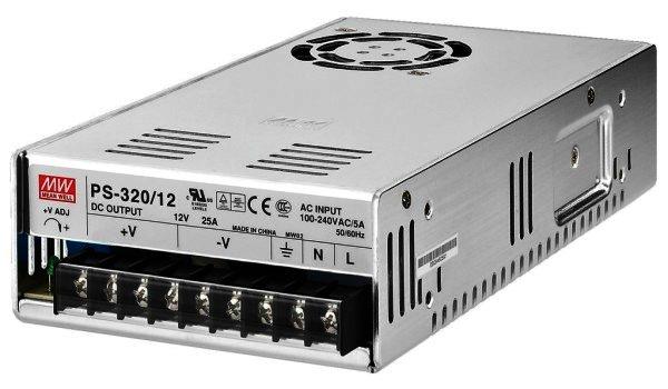 PS-320/12 Einbaunetzgeraet