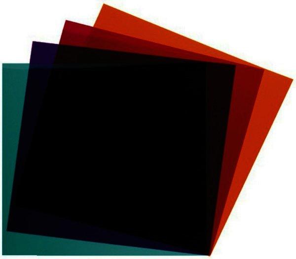 LEF-264SET - Farbfilter Set für PAR-64 Scheinwerfer