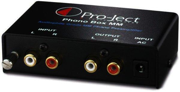 Pro-Ject Phono Box MM Phonovorverstärker