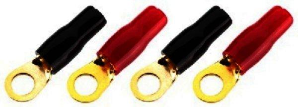 MFC-416R - Ring-Kabelschuhe 8,4mm, bis 16mm² - 4 Stück