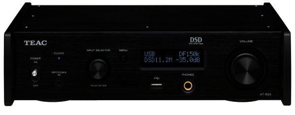 Teac NT-503 USB DA Wandler Netzwerk Player