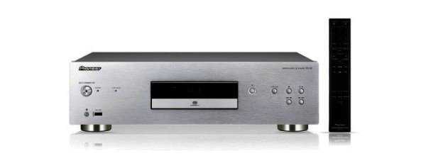 Pioneer PD-30-K - SACD / CD Player mit USB - silber