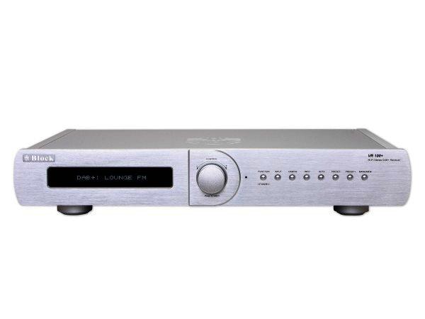 Block VR-100+ Stereo Receiver mit DAB+ und UKW