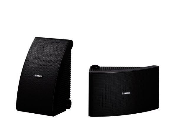 Yamaha NS-AW992 Outdoor-Lautsprecher Schwarz Paar