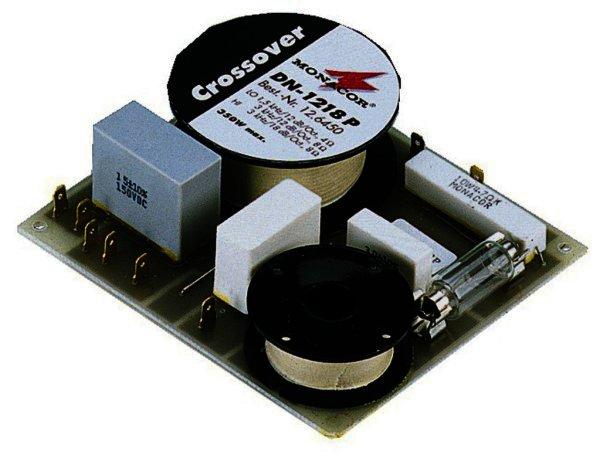 DN-1218P - 2-Wege-Weiche für 8 Ohm für HiFi und PA