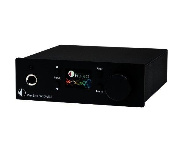 Pro-Ject Pre Box S2 Digital Vorververstärker