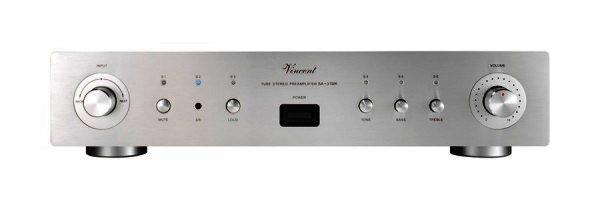 AUSSTELLER - Vincent SA-31MK - Hybrid Stereo Vorstufe - SILBER