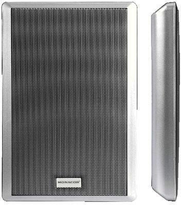 SMB-130/SI Ultra-Flachlautsprecher Boxenpaar, 40WMAX