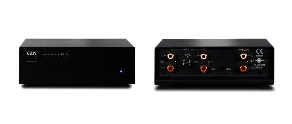 NAD PP 2e - Phono Vorverstärker für Plattenspieler MM/MC