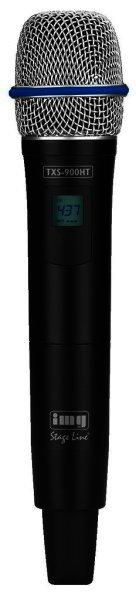TXS-900HT - Handmikrofon mit Sender 823-832 MHz und 863-865 MHz