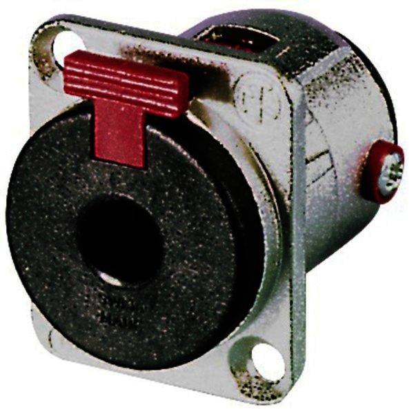 NJ-3FP6C - NEUTRIK-6,3mm-Klinken-Einbaubuchse, stereo