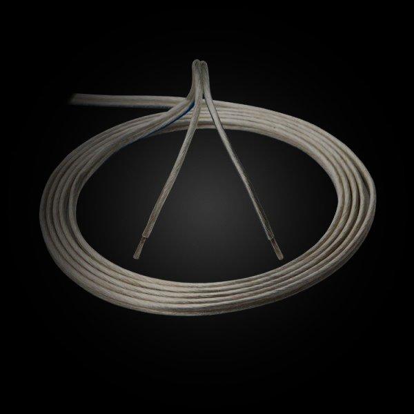 Goldkabel Silver Flex Lautsprecherkabel 1,5mm² 1 Meter