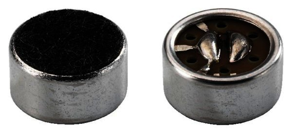 MCE-404U - Qualitäts Backelektret Mikrofonkapsel