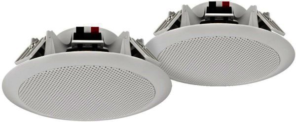 SPE-264/WS - ELA-Deckenlautsprecher-Paar