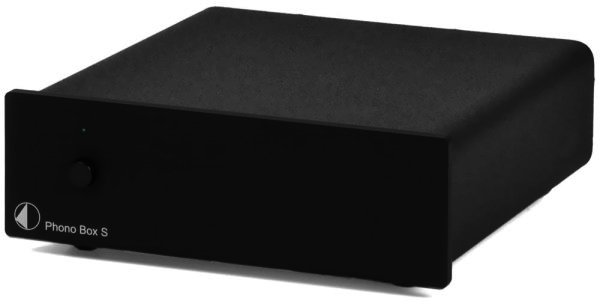 Pro-Ject Phono Box S - Phono Vorverstärker für MM / MC