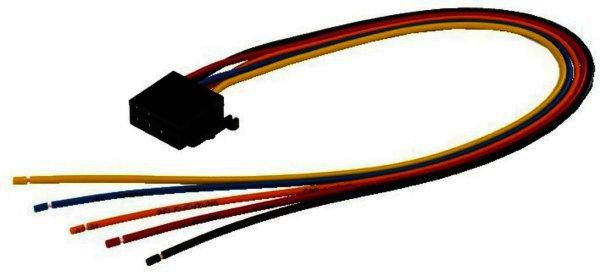 Adapterkabel von ISO-Buchse auf offene Kabel 40cm