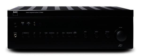 NAD C 375BEE DIGITAL2 Stereo Verstärker mit DAC