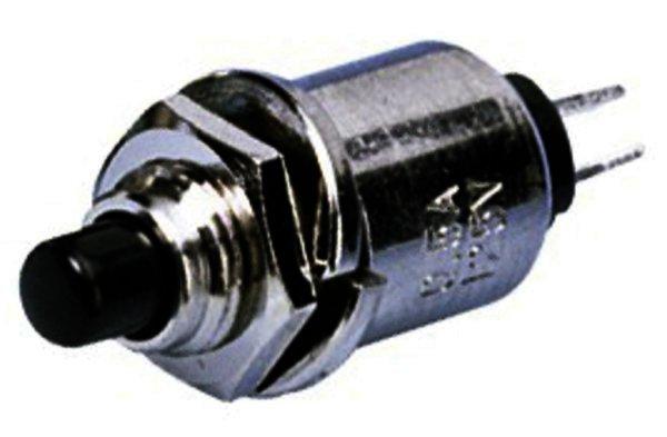 MS-402/SW - Micro-Taster in extrem kleiner Ausführung Ø 20x7mm