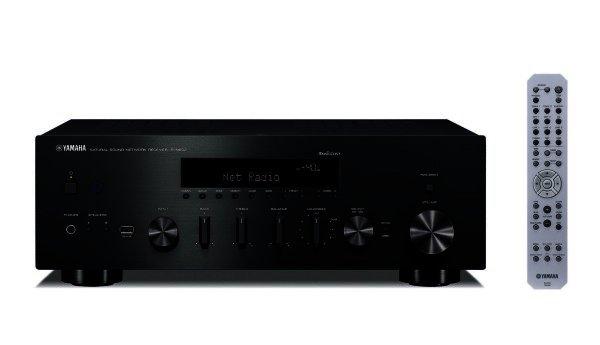 Yamaha R-N602 Hifi Netzwerk Receiver in schwarz