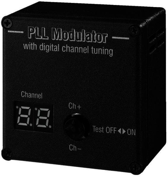 PLL-1 Video-TV-Modulator Signaleinschleifung Antenne