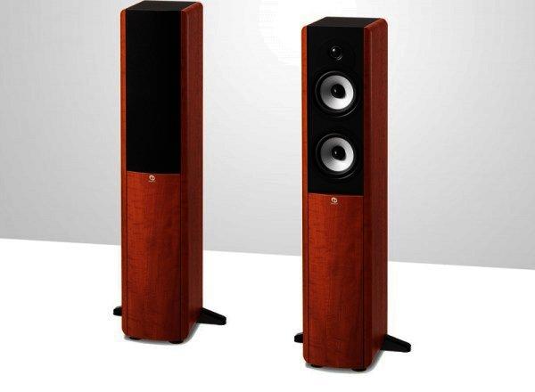 Boston Acoustics A250 Stand-Lautsprecher 2 Wege Kirsche - Paar