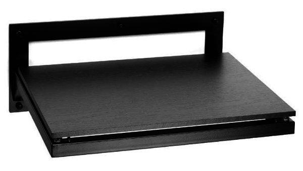 pro ject wallmount it 1 wandregal f r z b plattenspieler plattenspieler zubeh r hifi. Black Bedroom Furniture Sets. Home Design Ideas