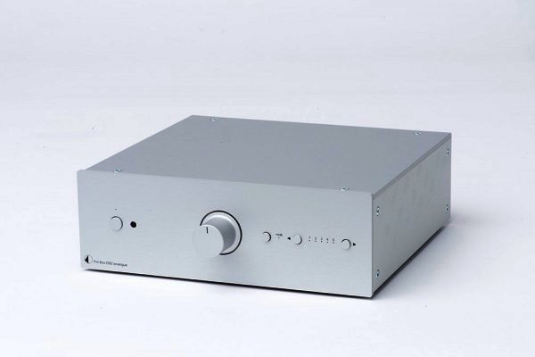 Pro-Ject Pre Box DS2 analogue in Silber