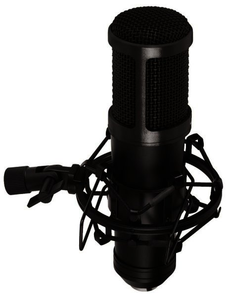 ECM-140 Großmembran Kondensator Mikrofon, 16mm Gewinde