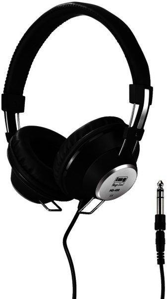 MD-480 - Stereo-Kopfhörer für DJ, Hifi, TV, Gaming usw. 6,5mm und 3,5mm Klinke