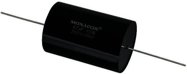 MKP Kondensator 1 Mikrofarad - 47 Mikrofarad - Axiale Bauform