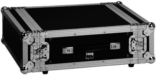 MR-403 - Flightcase 19 Zoll, 3HE, Tragegriff