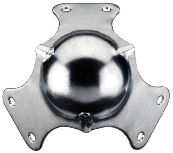 MZF-8515 - Lautsprecher Metallecke, groß, 3-schenklig