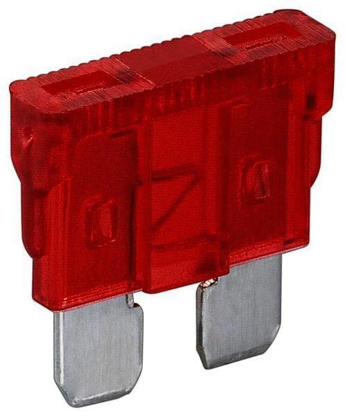 Kfz-Sicherung rot