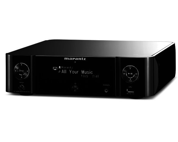 Marantz Melody Stream M-CR511 in schwarz
