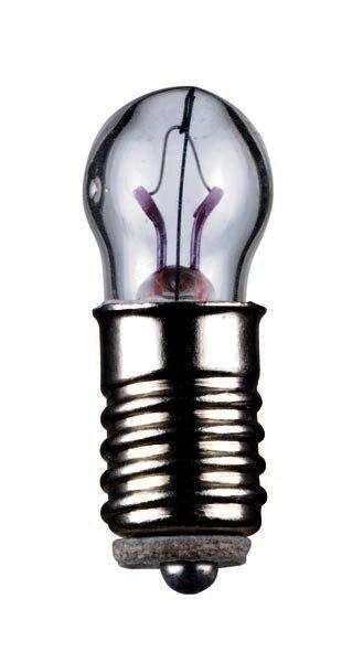 Kleinstlampen Sockel E5,5